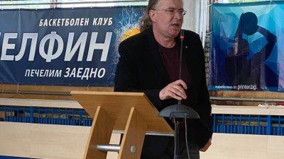 От Федерацията вече изразиха желание финалът на обиколката да бъде в Бургас, каза съветникът Георги Маринчев. Снимка Личен архив