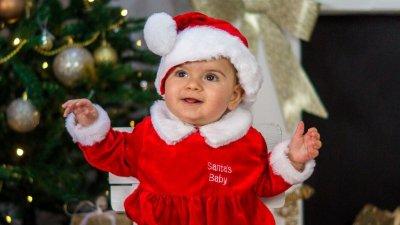 Криска Станчева е на 8 месеца