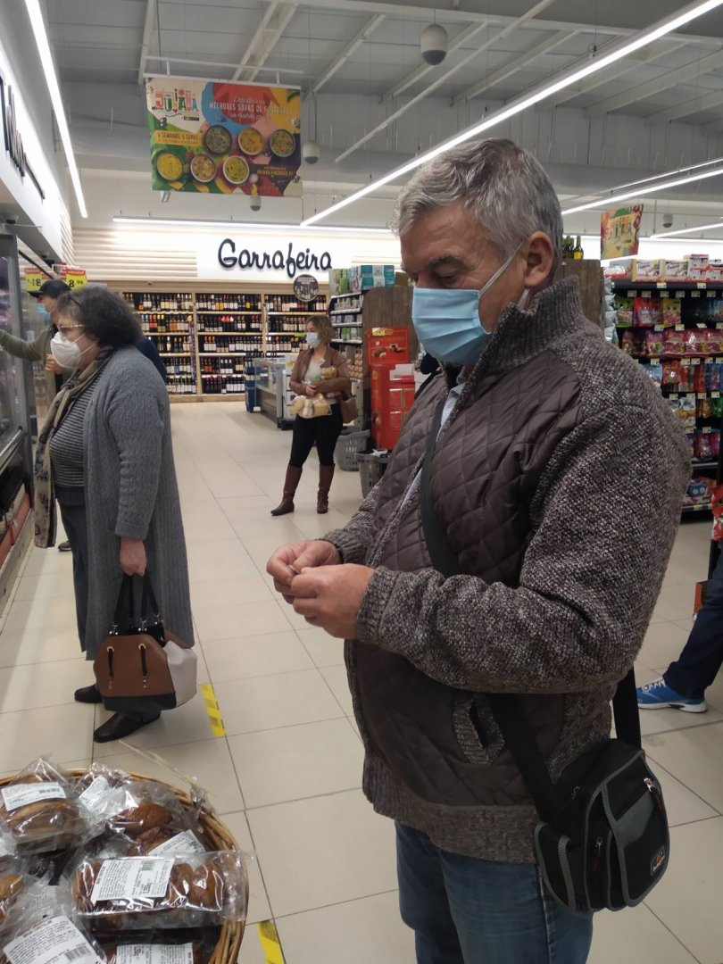 Носенето на маски е задължително. Снимки Галина Иванова – Кралева