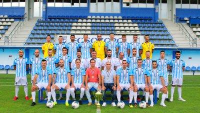 Срещата на Созопол с Хебър е на 25-ти септември. Снимка ФК Созопол