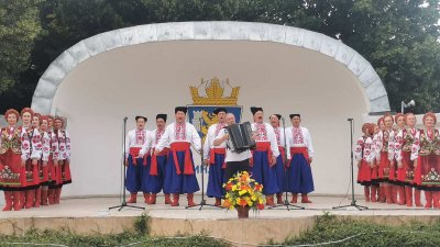 Денят на независимостта бе отбелязан с концерт на открита сцена Охлюва