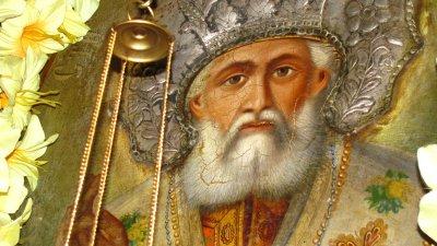Свети Атанасий е духовен наследник на свети Антоний