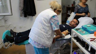 От УМБАЛ Бургас очакват бургазлии активно да се включат в акцията по кръводаряването. Снимка УМБАЛ Бургас