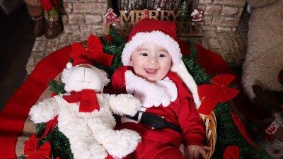 За Християн това е първото Рождество