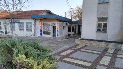 Билетната каса на М-Бус се намира в центъра на Камено