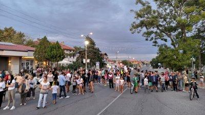 Предният протест на жителите на квартала бе на 14-ти септември