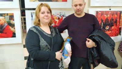 Цонка и Цветан Стоеви вече десет години вървят по трудния път да станат родители. Снимки Черноморие-бг и Лина Главинова