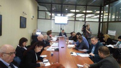 Докладната записка бе разгледана от Комисията по бюджет и финанси. Снимка ОбС - Варна