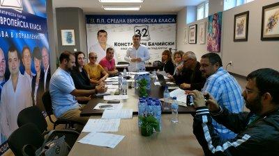 Бургаски журналисти определиха за кои пет каузи ще се гласува