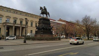 Новите мерки са в сила в Берлин от 2-ри април. Снимка Архив