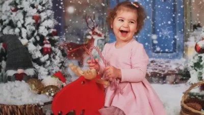 Златея Балканска е на 2 години