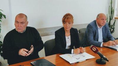 Новото тази година е предоставянето на попълнена декларация достъпна с ПИК, каза Сияна Димитрова. Снимка Черноморие-бг