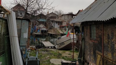 Рибарското селище е включено в проекта на Общината. Снимка Авторът