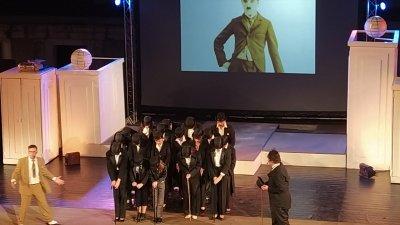 Мюзикълът Чаплин ще бъде представен на сцената на Летния театър в Бургас на 20-и септември от 20.00 часа