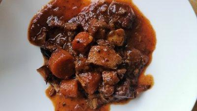 Тази рецепта е била любима на ловците от царско време. Снимки Chef Димитър Боев