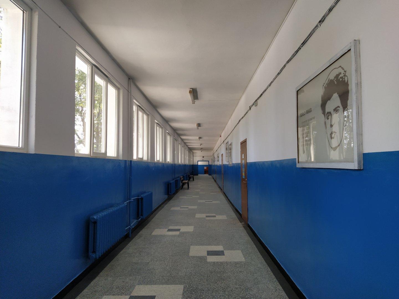 В гимназията за новата учебна година ще учат 341 ученици. Снимка Архив