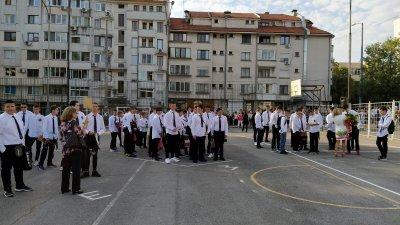 Учебната година ще бъде открита при спазване на всички противоепидемични мерки. Снимка Архив Черноморие-бг