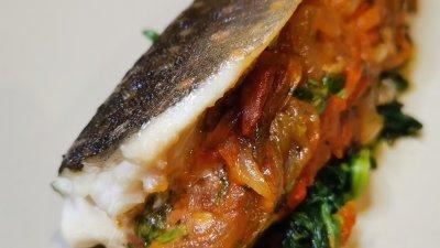 Рибата трябва да бъде почистена добре преди приготвянето й. Снимки Chef Димитър Боев