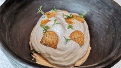 Така изглеждат яйцата по панагюрски, приготвени по нетрадиционен начин. Снимки Chef Димитър Боев