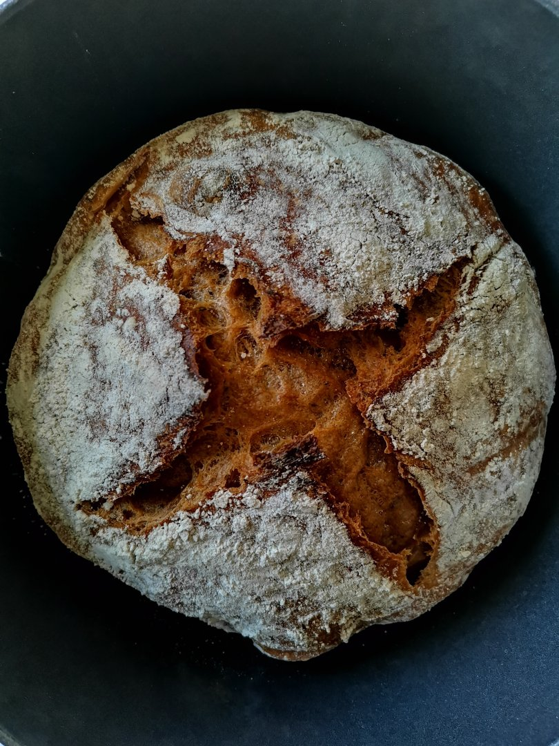 За замесването, втасването и изпичането на хляба си отделете един ден. Снимки Chef Димитър Боев
