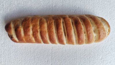 Виенският хляб може да се приготви и с шоколад. Снимки Chef Димитър Боев