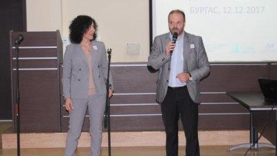 Христо Панайотов - изпълнителен директор на Обществен дарителски фонд Пиргос - Бургас
