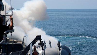 Учението ще продължи до 13-ти септември. Снимка Архив ВМС
