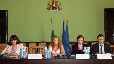 Зам.-министър Николова даде висока оценка за проектите на община Бургас