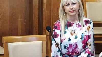 Ирена Станкова е посочена от Магда Пушкарова за нейна наследница. Снимка Авторът