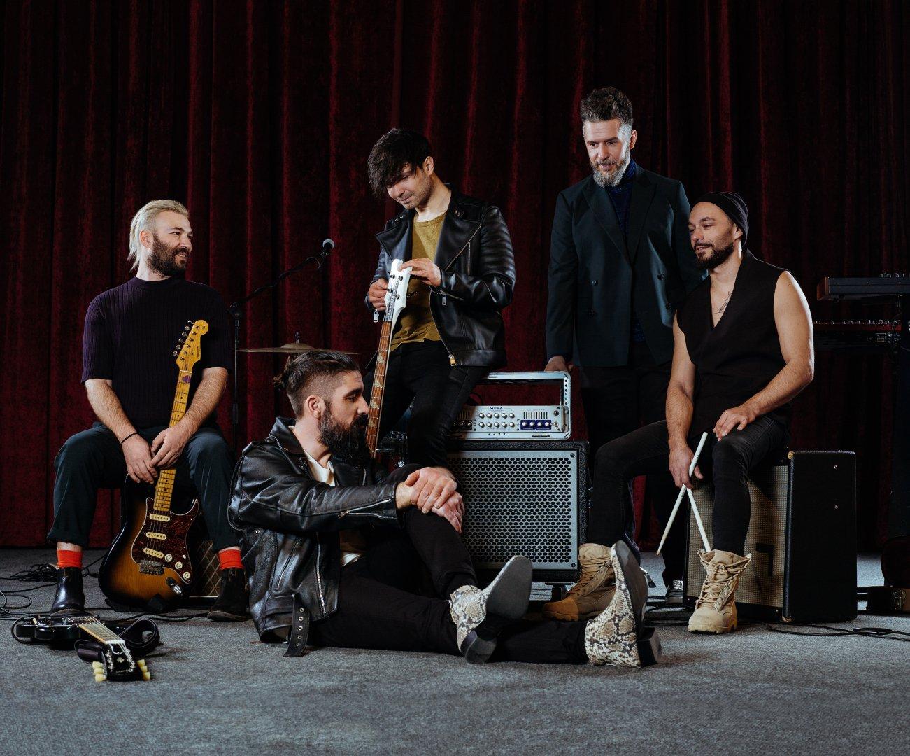 Групата ще излезе за първи път на сцената на Летния театър в Бургас. Снимка Жоро Панчев