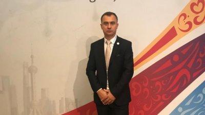 Стефан Колев води българската федерация на конгреса в Шанхай