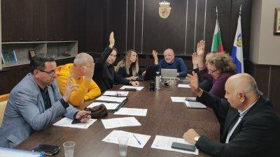 Съветниците единодушно подкрепиха предложението за стратегия за спорта. Снимка Авторът