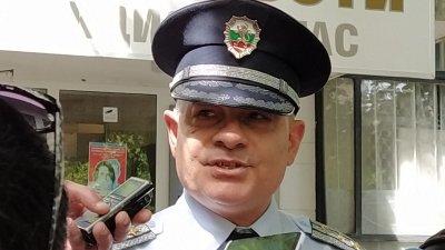 От началото на април до днес са установени 32-ма водачи, които са шофирали автомобил след употреба на алкохол, каза комисар Рачев. Снимка Черноморие-бг