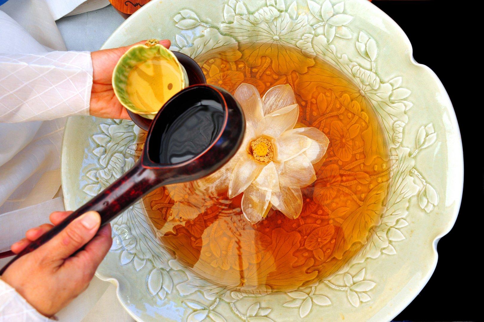 Вкусовете на страната ще демонстрира шеф Лии Йонгил с голям брой ястия
