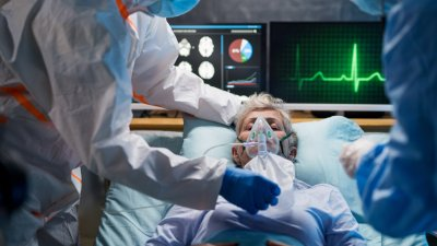 260 пациенти са приети за лечение в болниците. Снимката е илюстративна