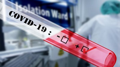 Отново над 2 000 нови случая на корона вирус за денонощие. Снимката е илюстратовна