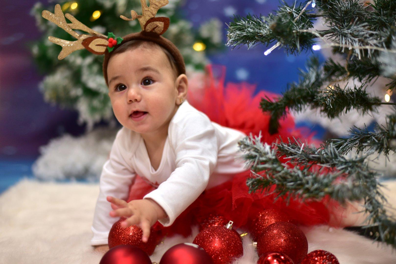 Александра Василева е на 7 месеца