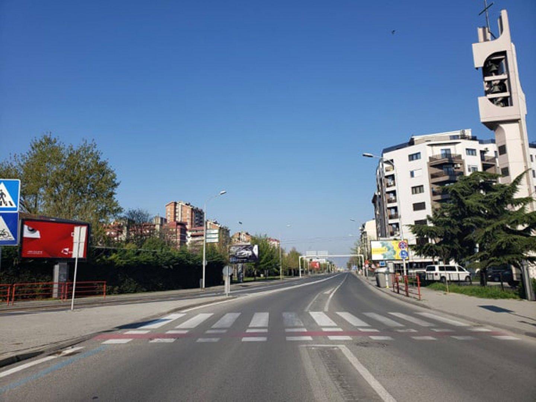 Броят на случаите в Северна Македония вече е 2 790. Снимка София Главинова