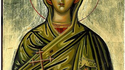 Мария Магдалена евярна и предана последователка на Иисус Христос