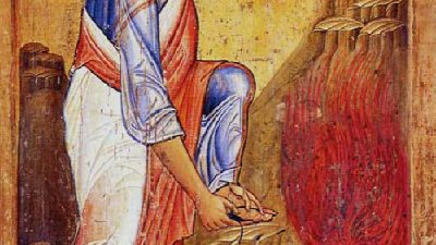 Макар и възпитан в царския дворец, Мойсей не изгубил съзнанието, че е евреин. Не изгубил и любовта си към своя народ