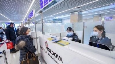 Ограниченията за влизане в Молдова отпадат от днес, 4-ти януари. Снимка EPA