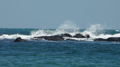 Температурата на морската вода е 21°-22°, а вълнението на морето 1-2 бала. Снимка Архив Черноморие-бг