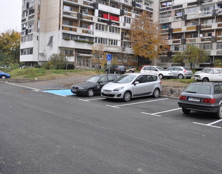 Parking_Izgrev