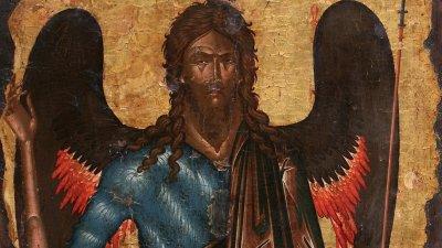 След кръщението на Иисус Христос Йоан продължавал да учи народа и близо до Енон кръщавал идващите при него, като свидетелствал за Христа, че Той е Син Божи, слязъл от небето