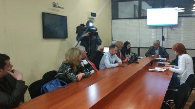 Докладната записка бе разгледана на заседание на комисията. Снимка ОбС - Варна