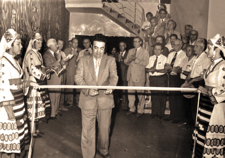 Експозицията е открита на днешния ден преди 40 години. Снимки РИМ - Бургас