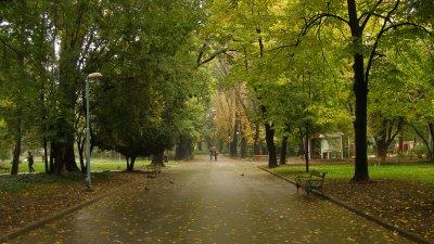 През втората половина на ноември ще има валежи