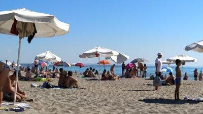 След обяд над Черноморието ще има временни увеличения на облачността