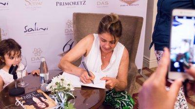 Двете Катерина бяха на премиерата в Бургас. Снимка Гранд хотел и СПА Приморец