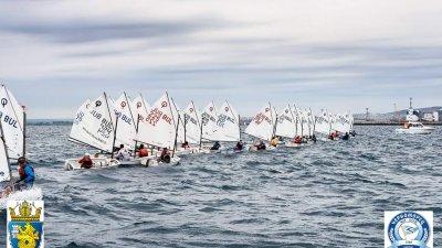 Началото на гонките ще бъде дадено на 22-ри август. Снимка яхт клуб Черноморец